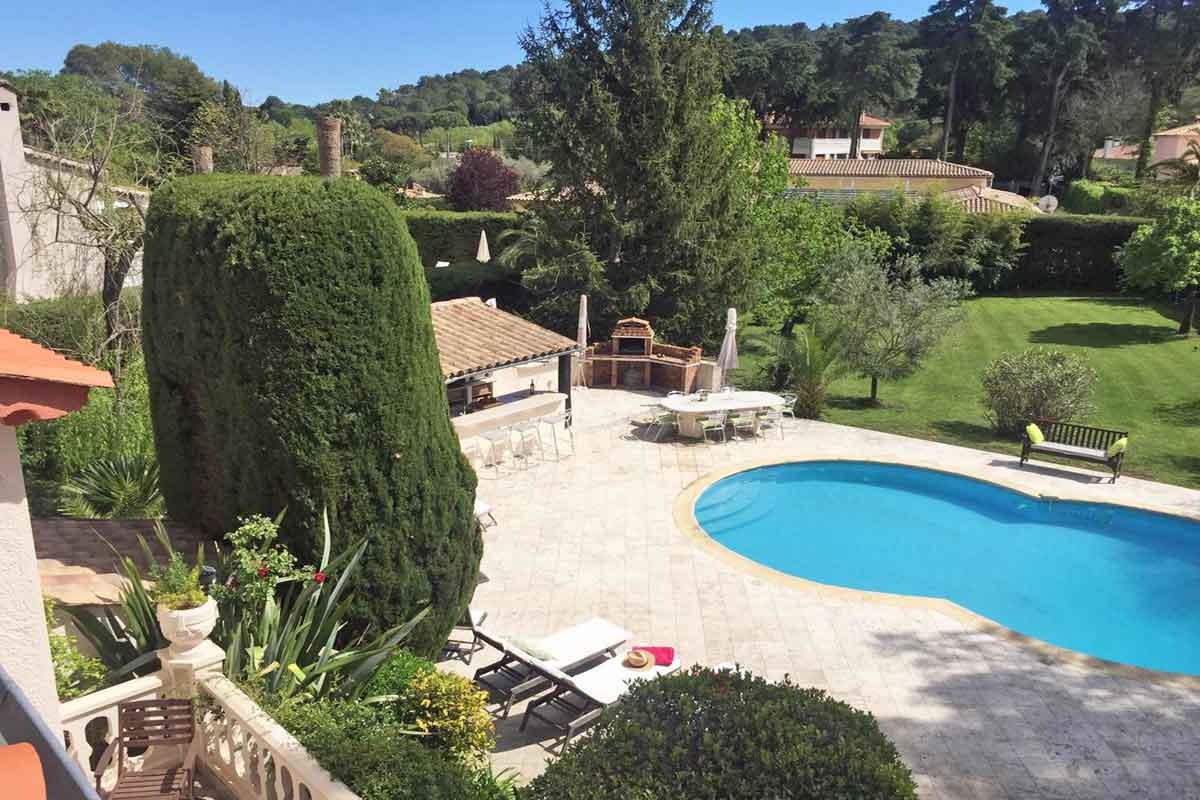 Holdiay Rental South of France Mougins
