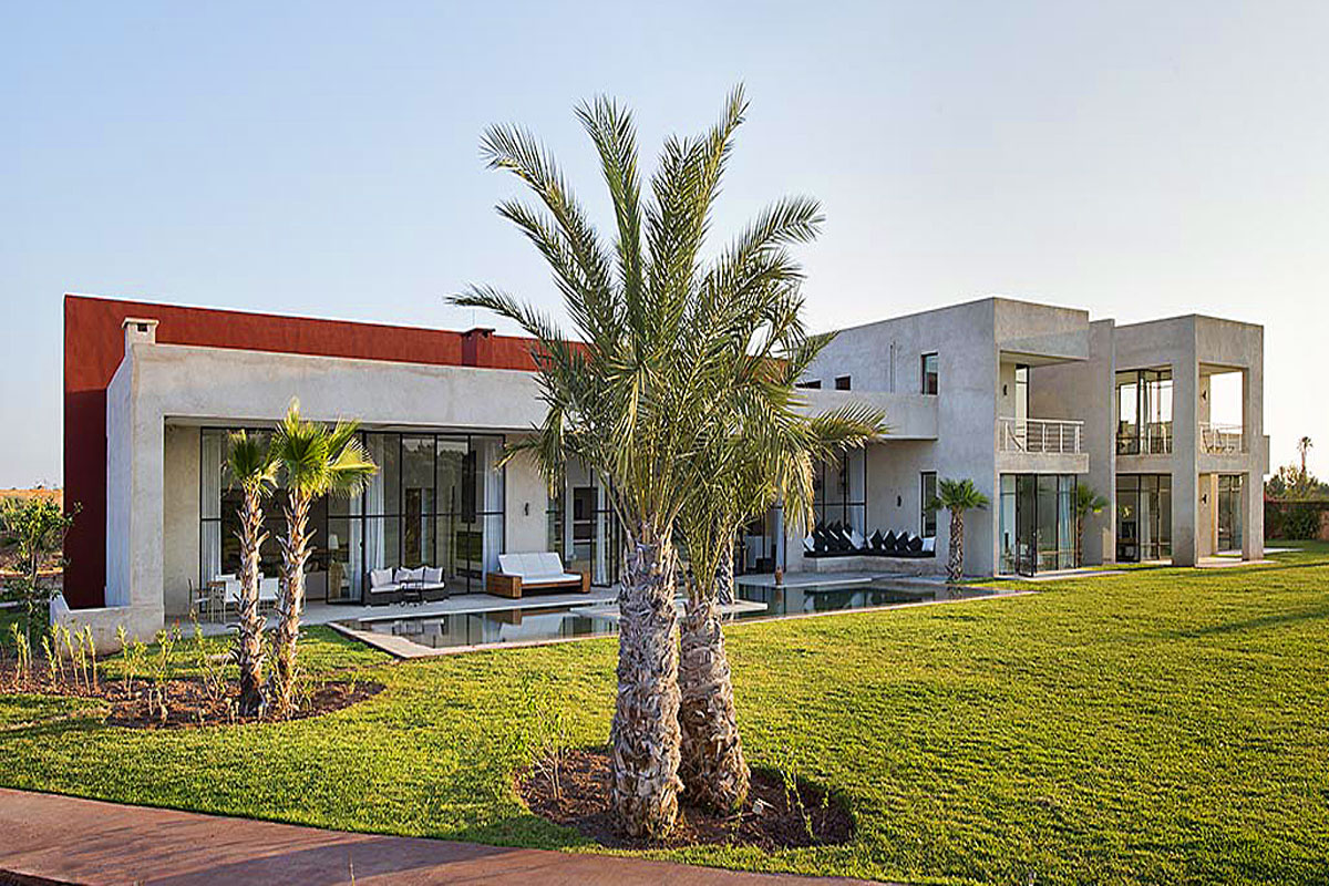 Luxury Rental Morocco 10 pool
