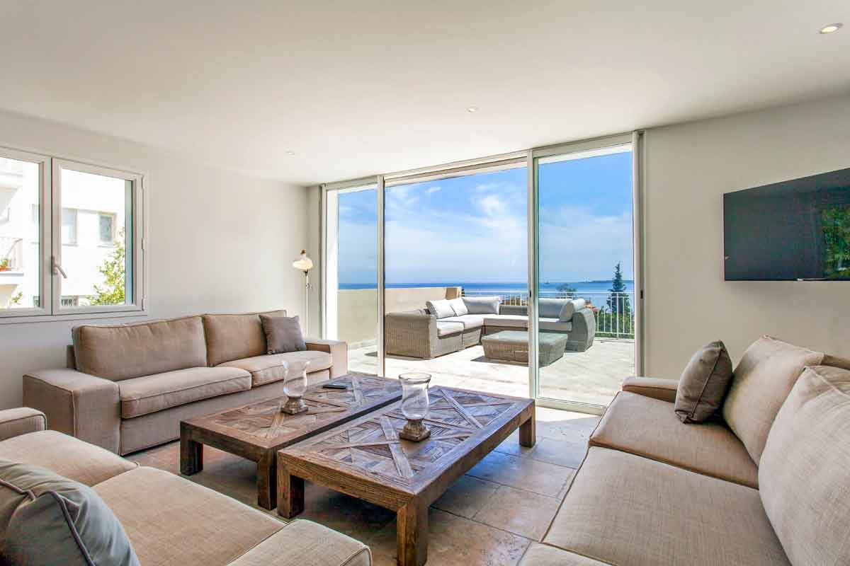 Cannes Luxury Villa for 16