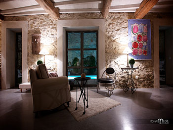 family holiday villa Languedoc