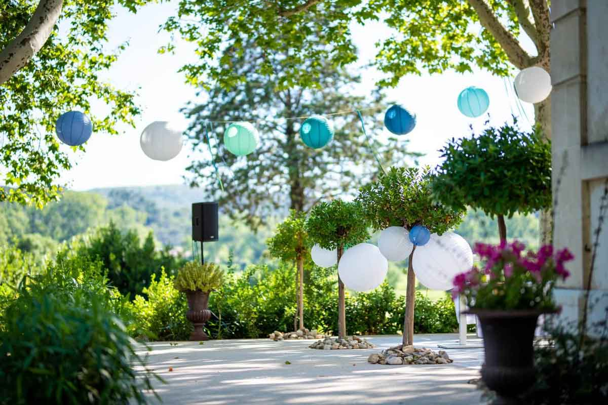 South of France Wedding Venue
