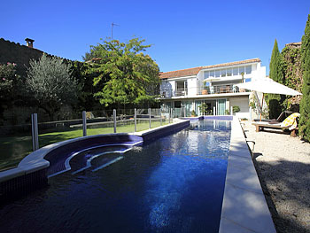 Pezenas Contemporary Villa Rental