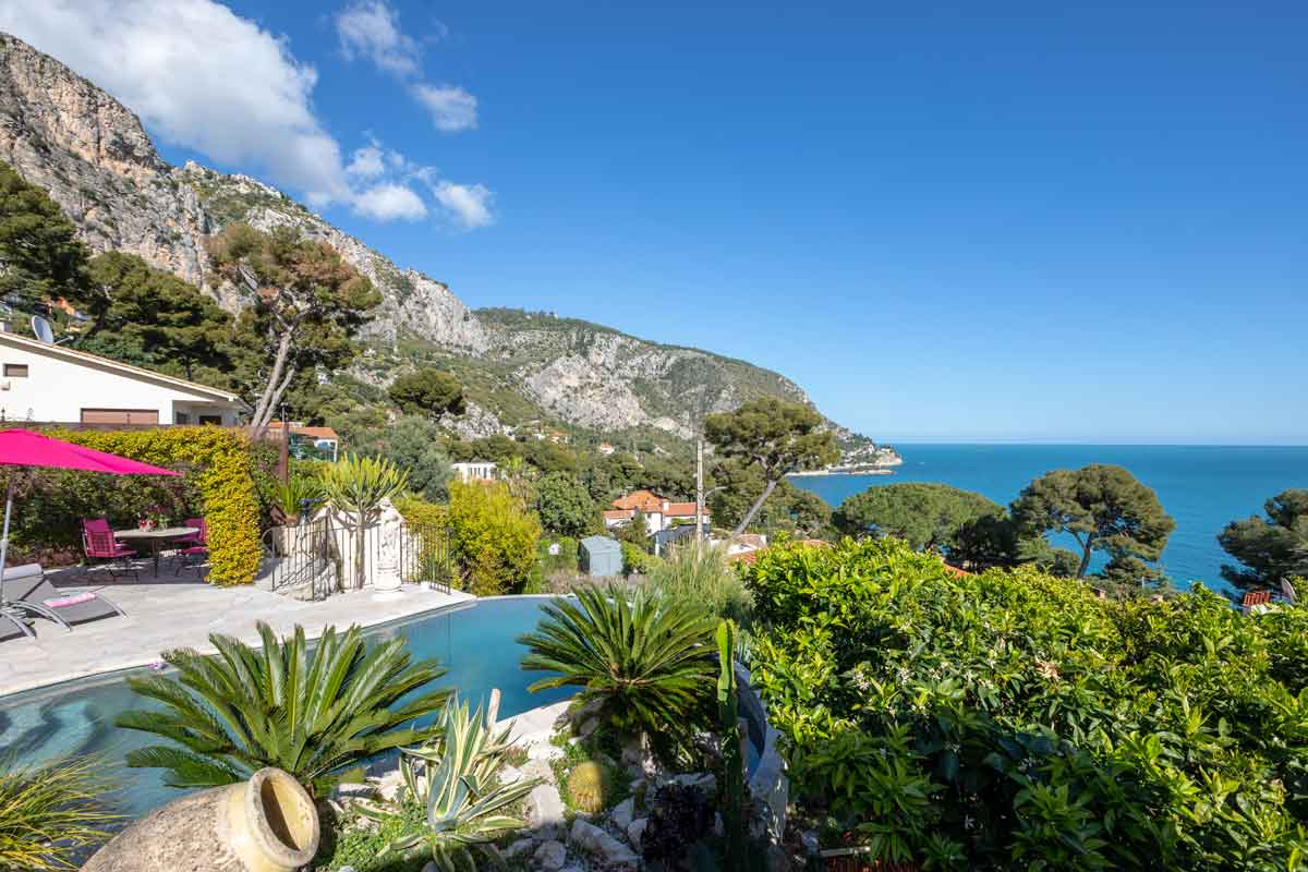 South France Luxury Rental Eze