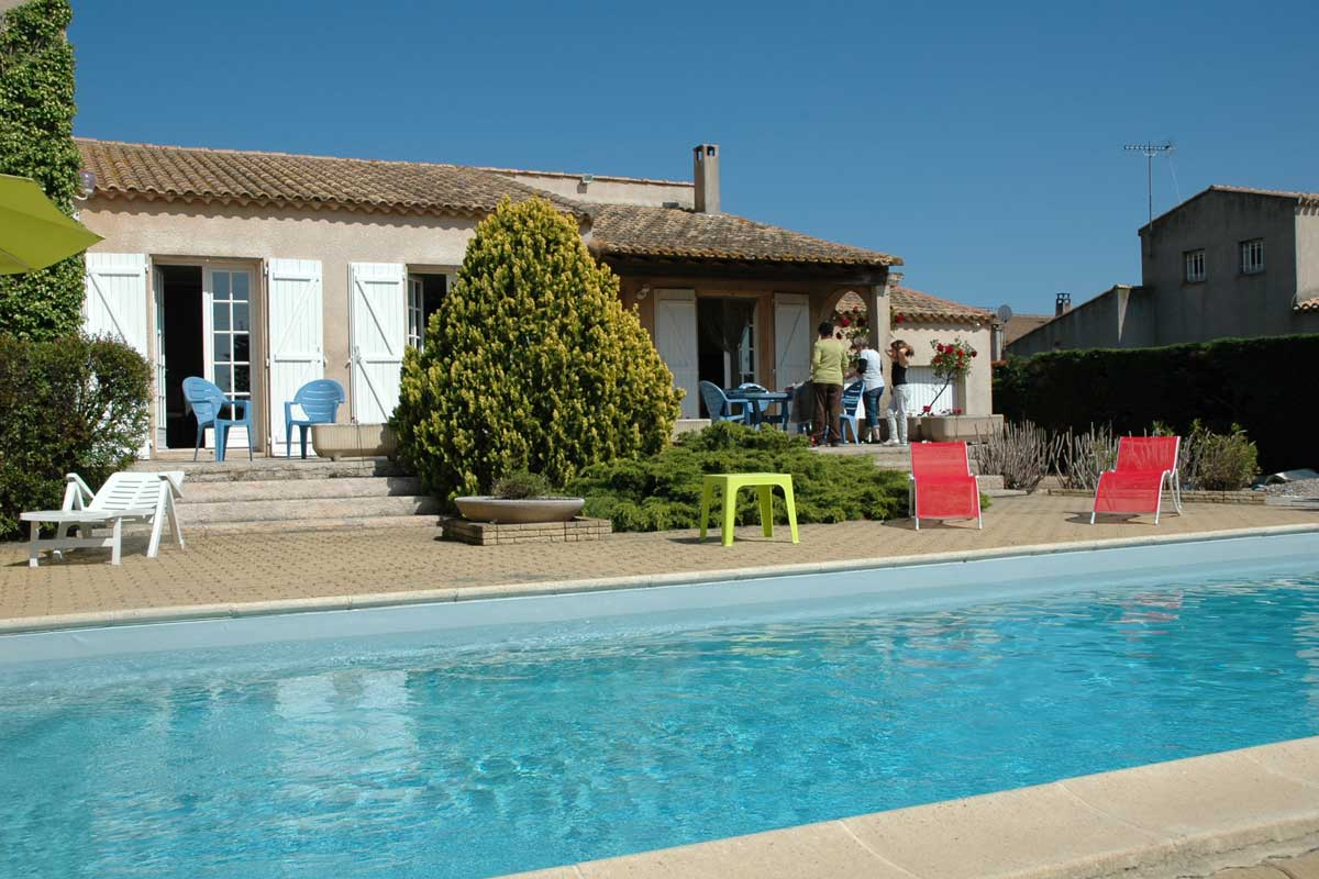 Holiday Home Rental South of France