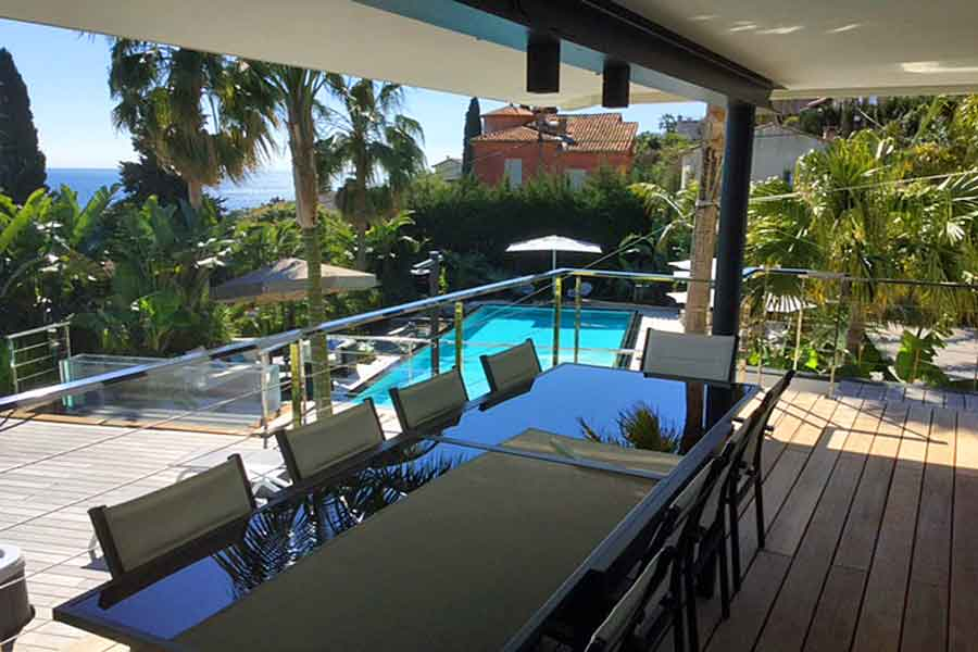 Cote d\'Azur Luxury Villa with Pool to Rent near Cannes