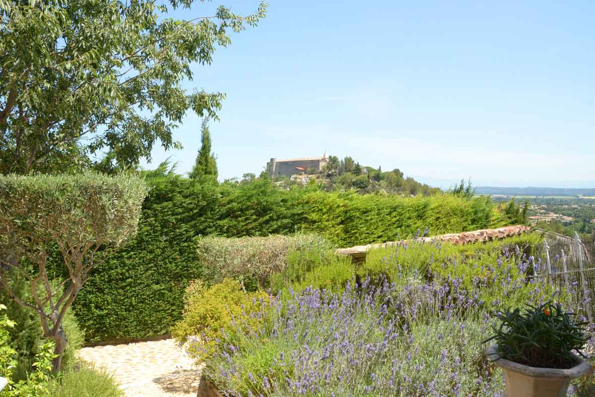 Vacation Rental near Avignon for 6