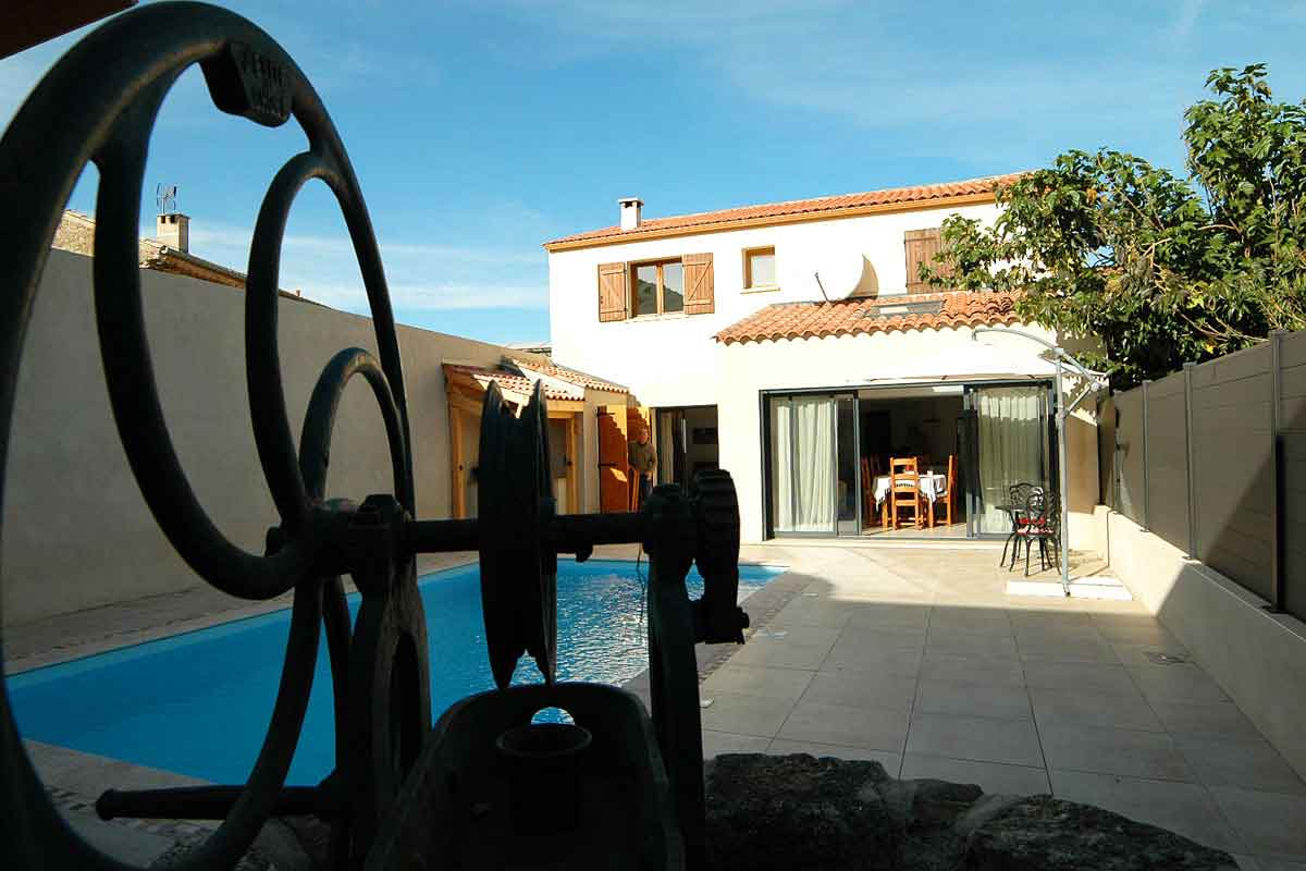 Languedoc Villa Rental Family Holiday
