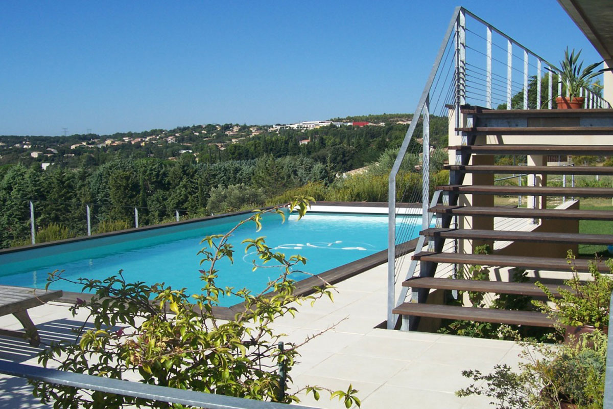 Rental Villa South of France for 8