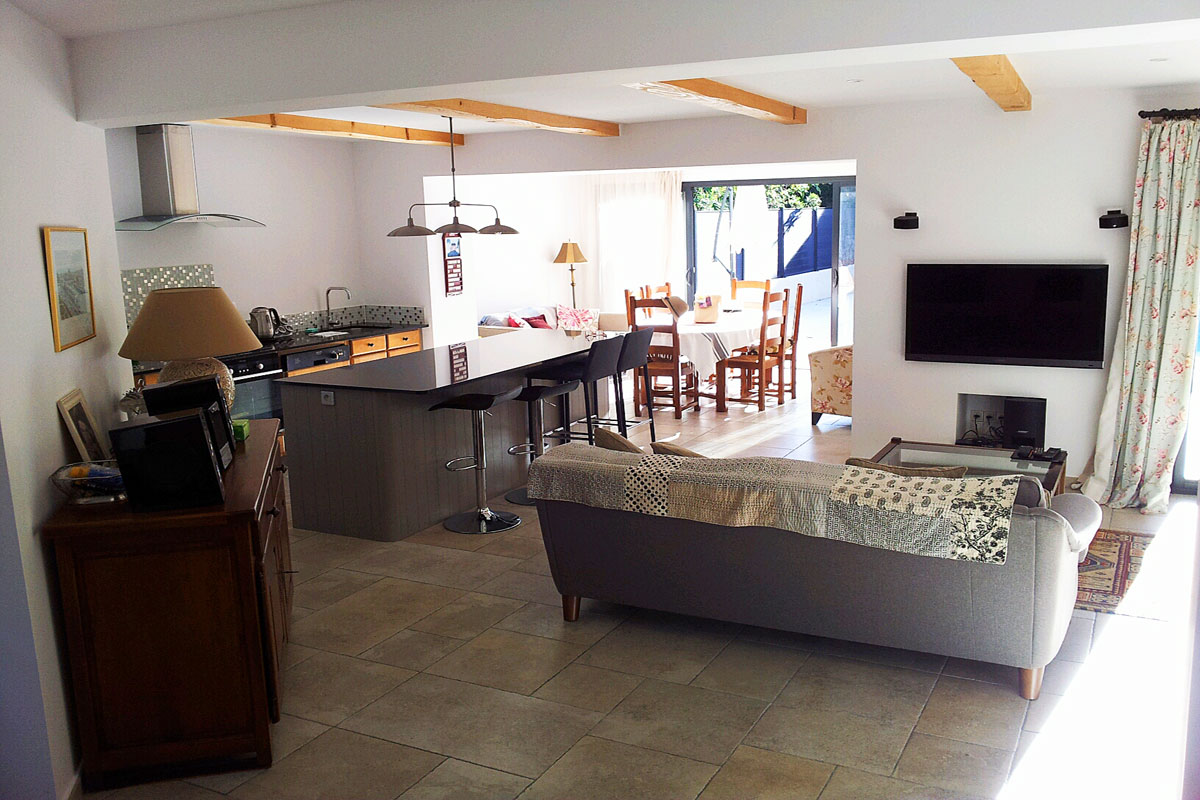 Rent Villa Languedoc pool 8