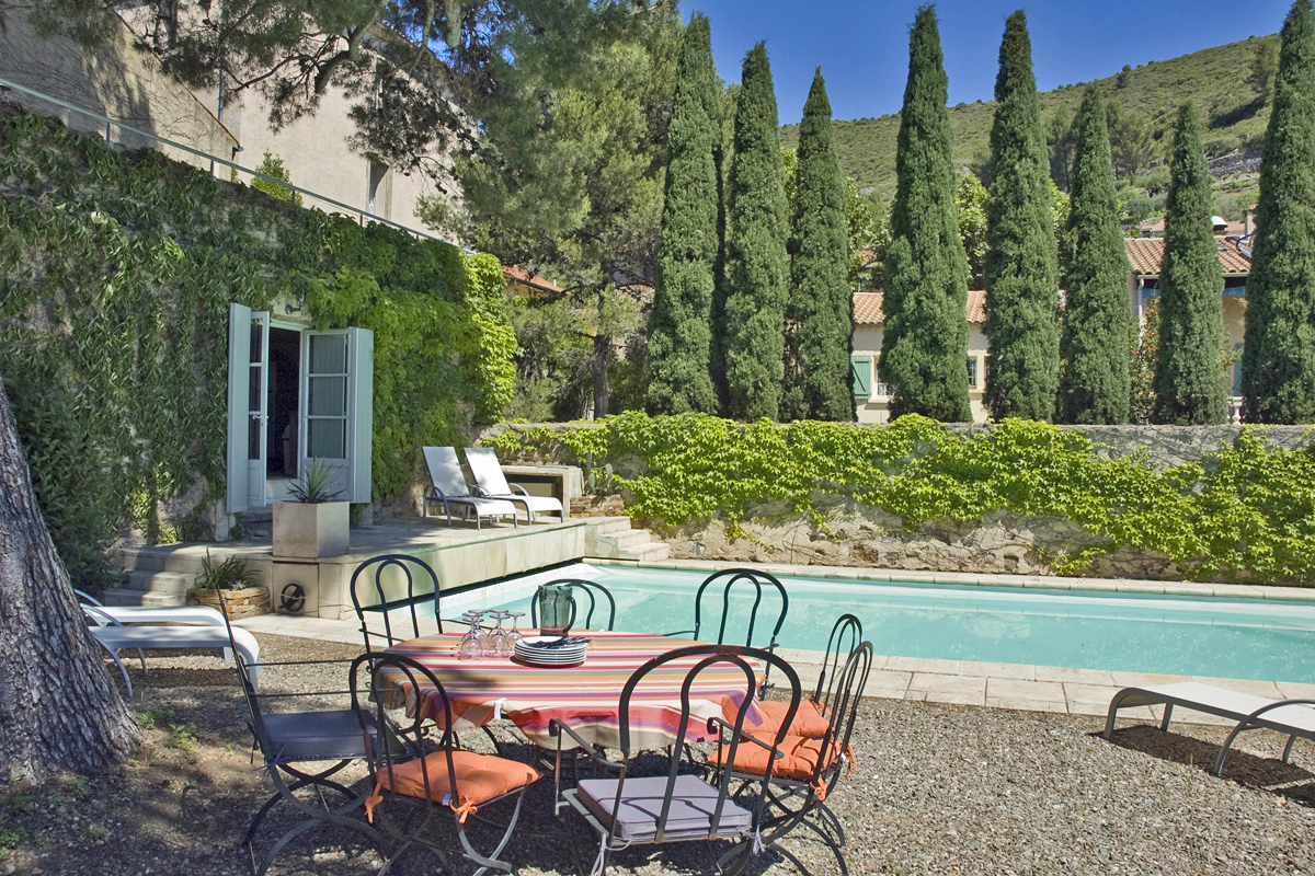 Farmhouse with Pool South of France