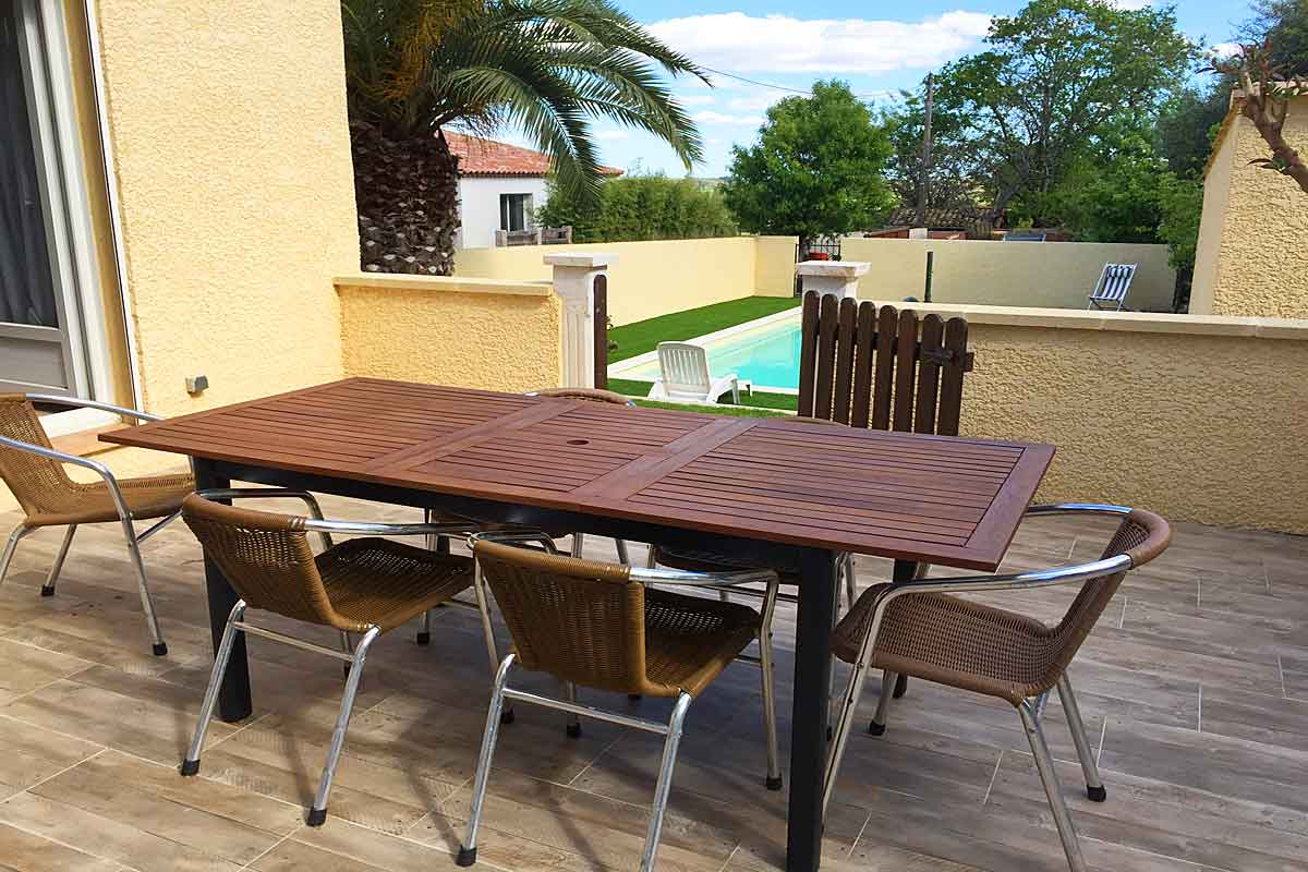 Family Rental in Languedoc
