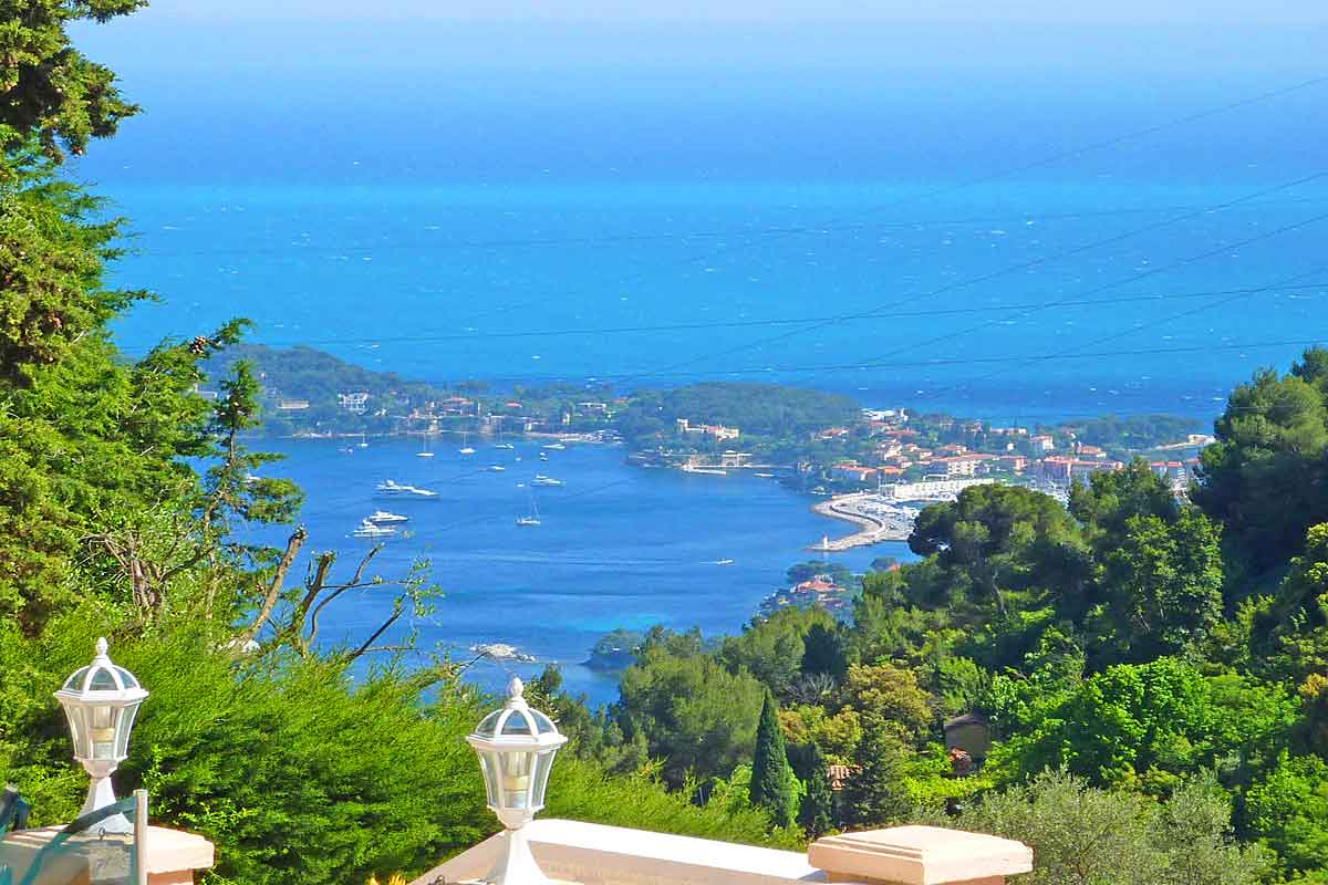 Villefranche-sur-Mer Holiday Home