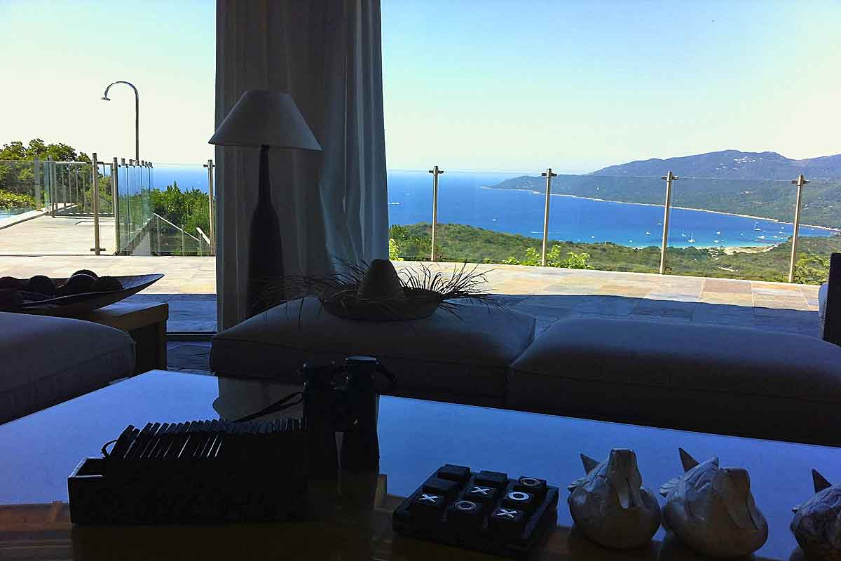 Corsica Large Holiday Villa for 20