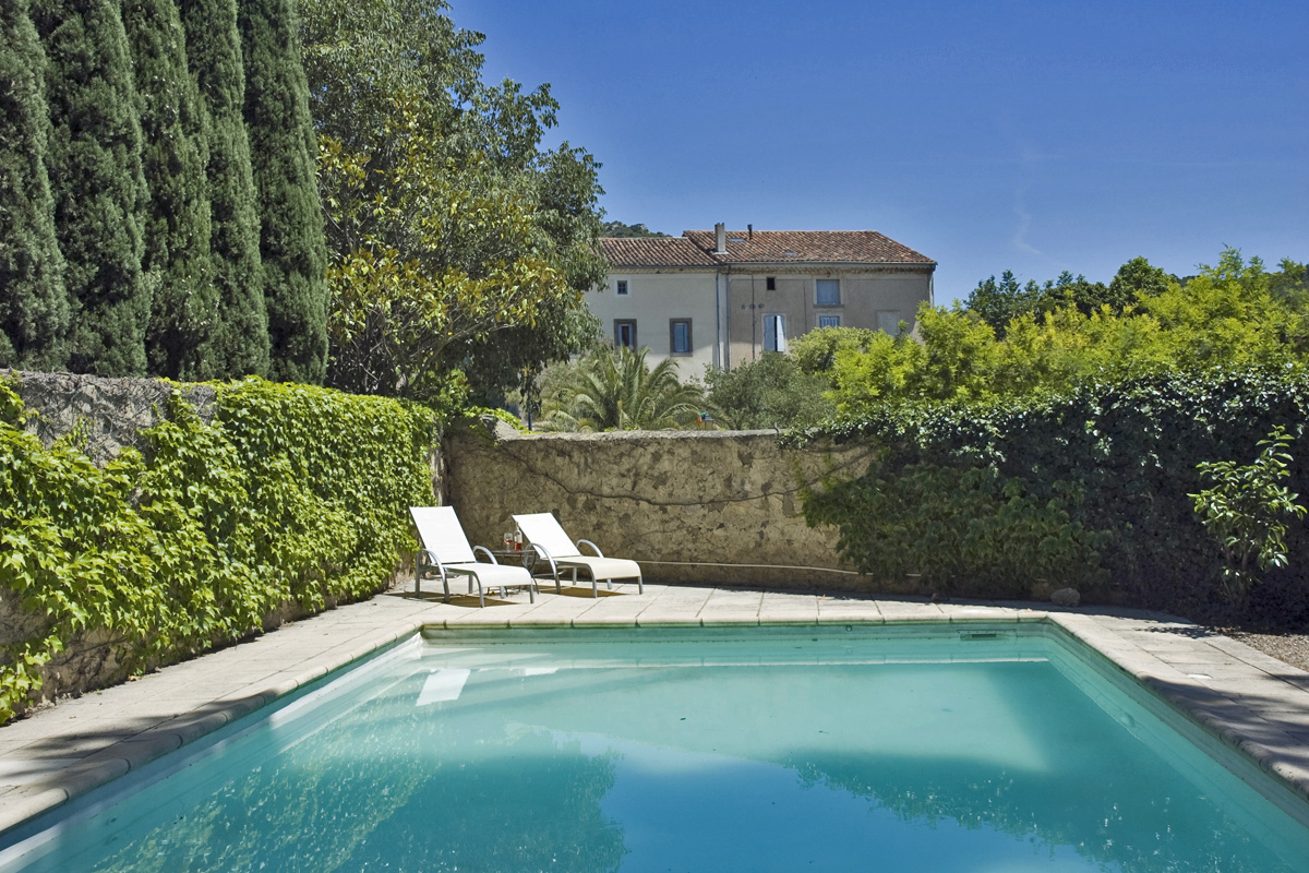 Farmhouse with Pool Languedoc