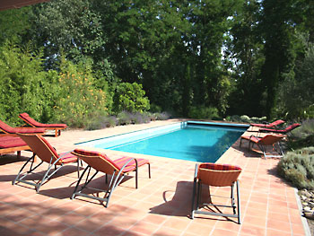 Chateau to rent Beziers Languedoc