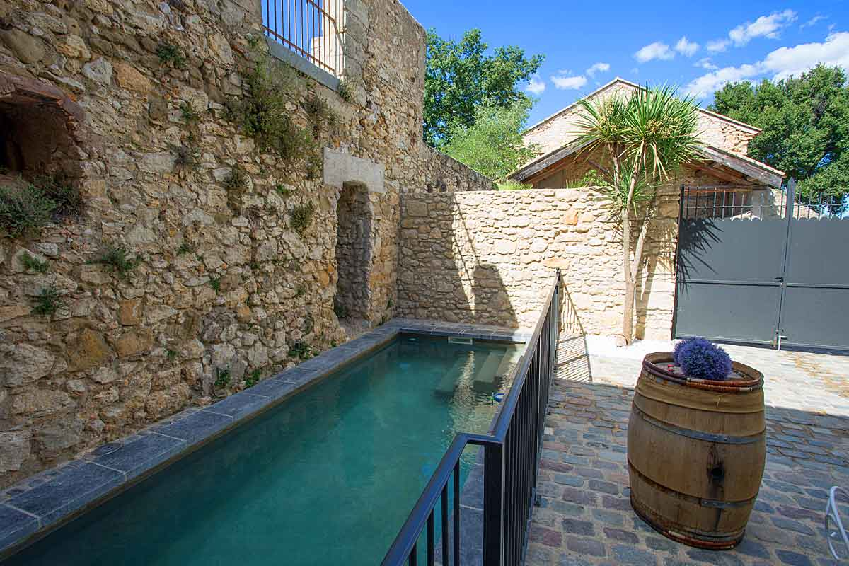 6m X 3m Heated Gated Private Pool Family Holiday Villa South Of France