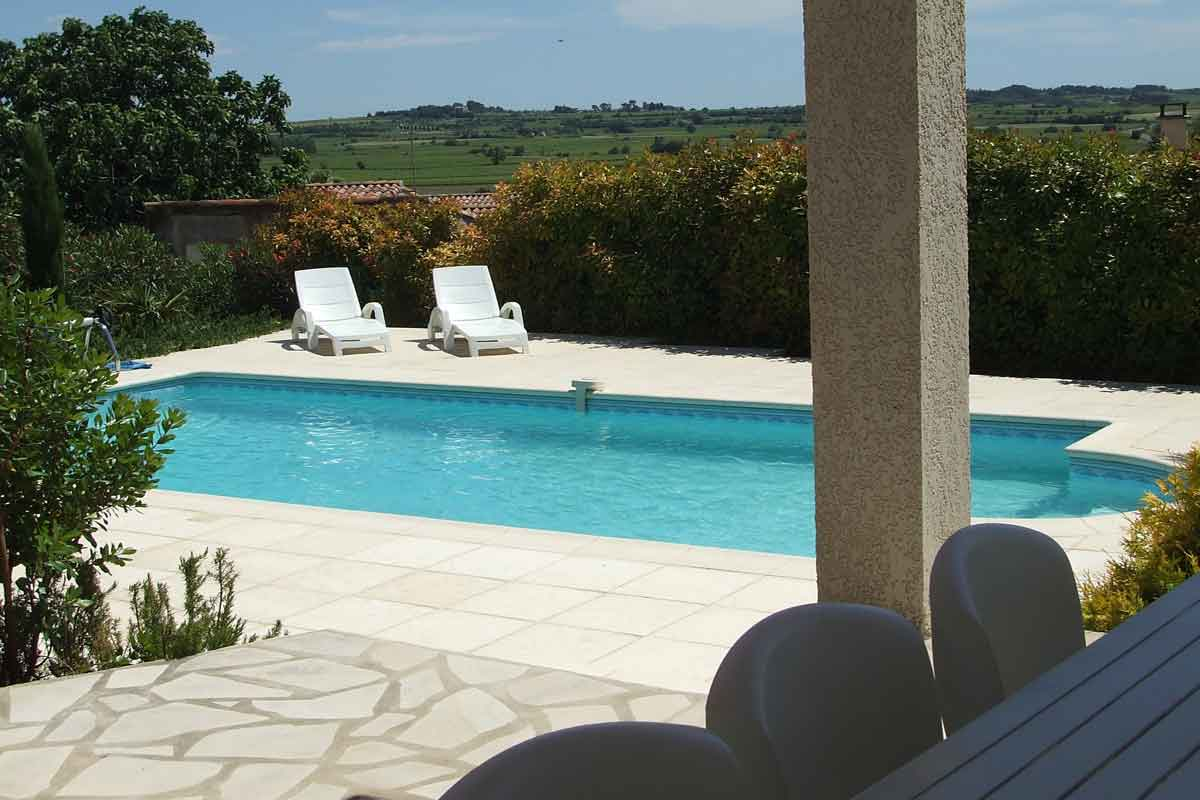 Family Holiday Villa near Beziers