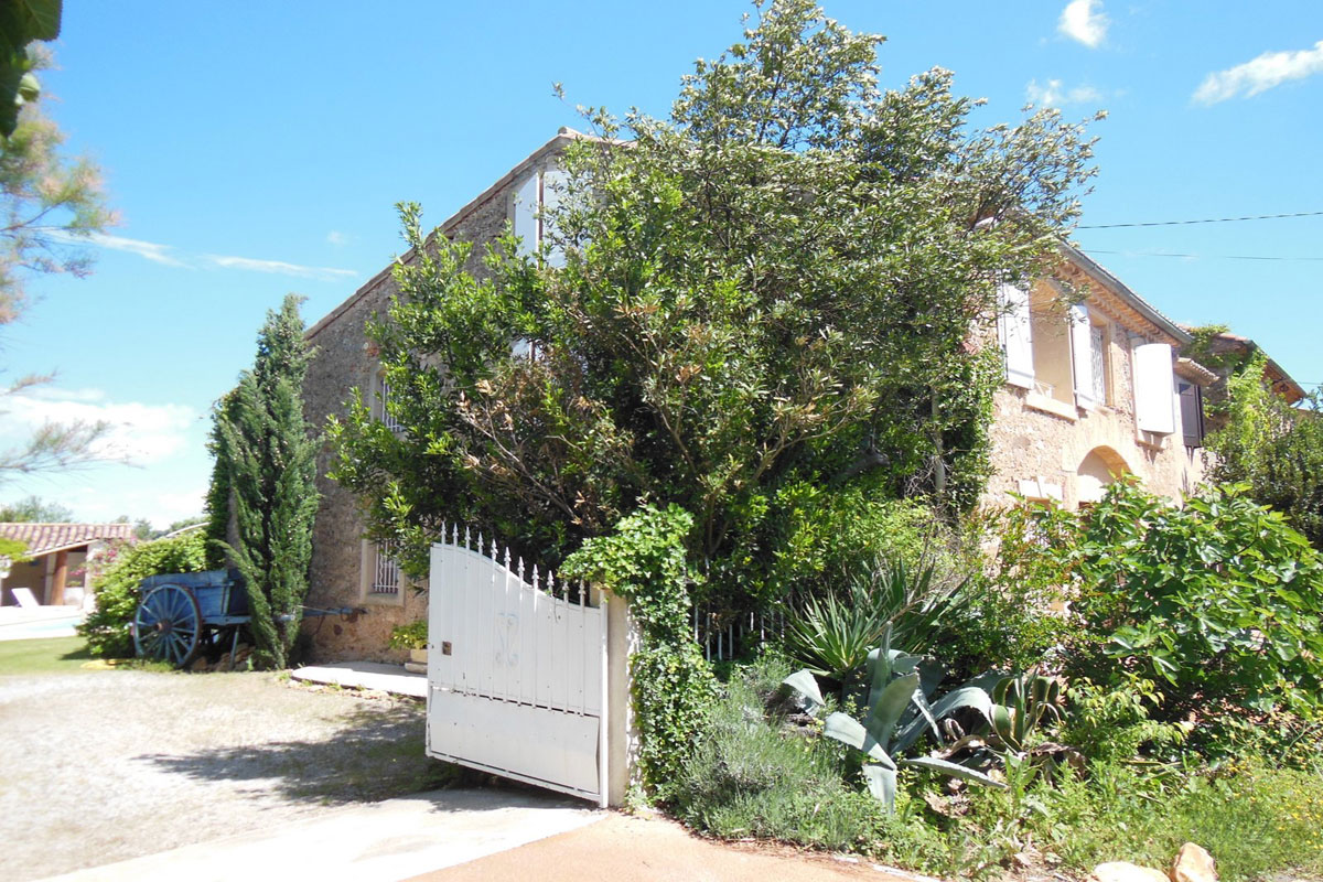 Family Villa Rental Languedoc