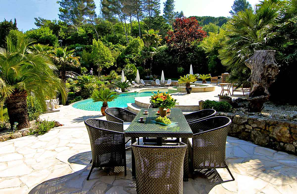 Mougins Luxury Holiday Villa France