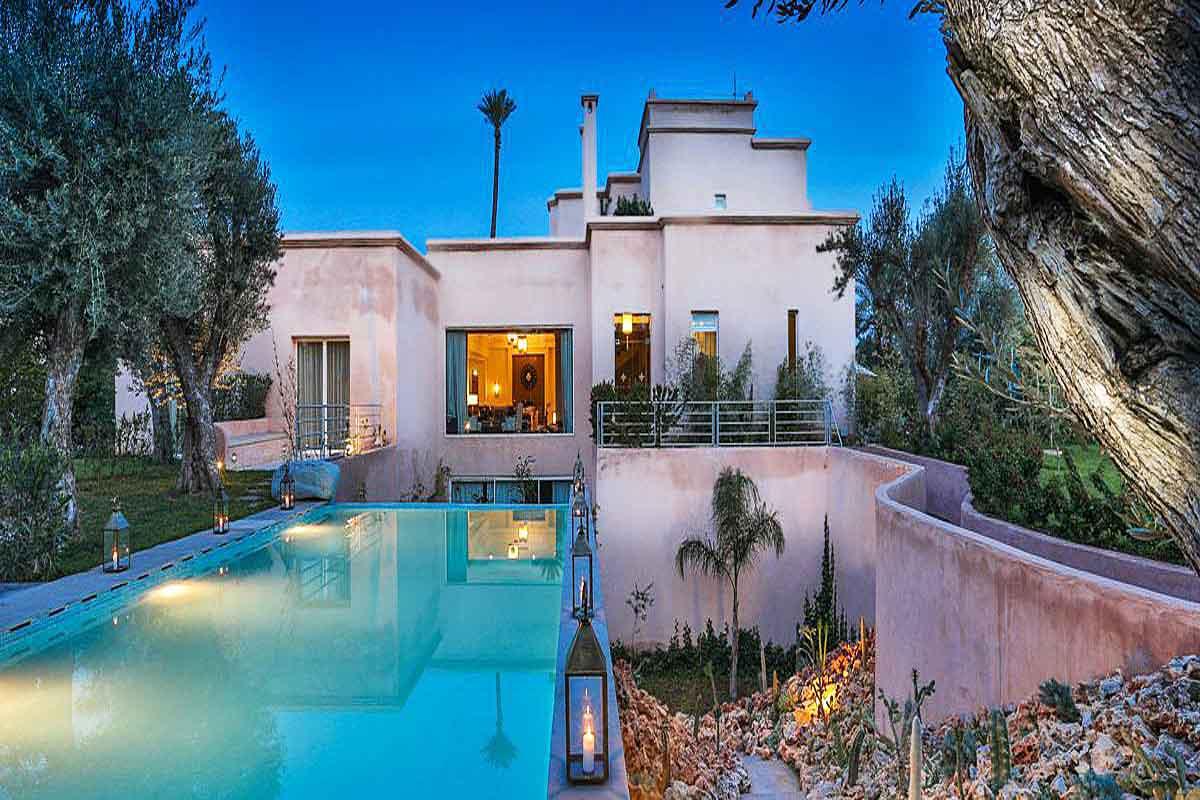 Morocco Villa Rental Marrakech