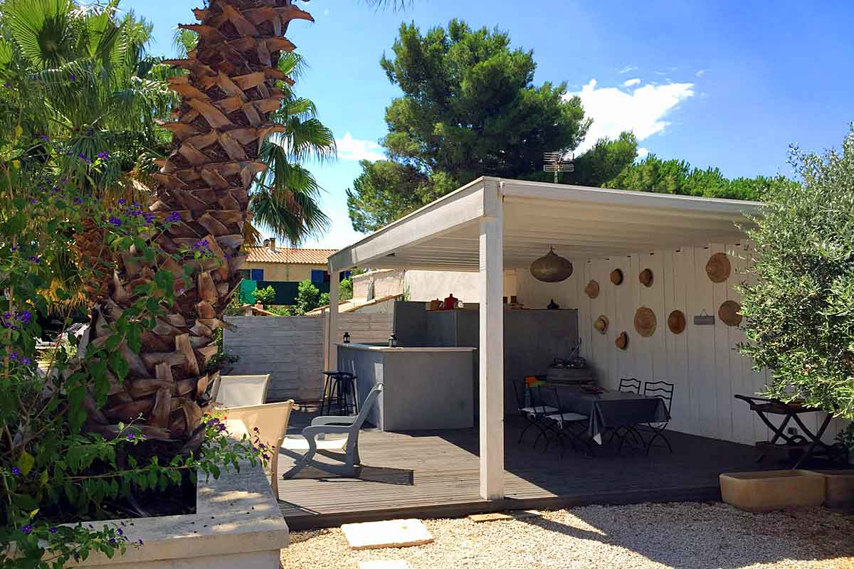 Family Holiday Villa Beziers with pool