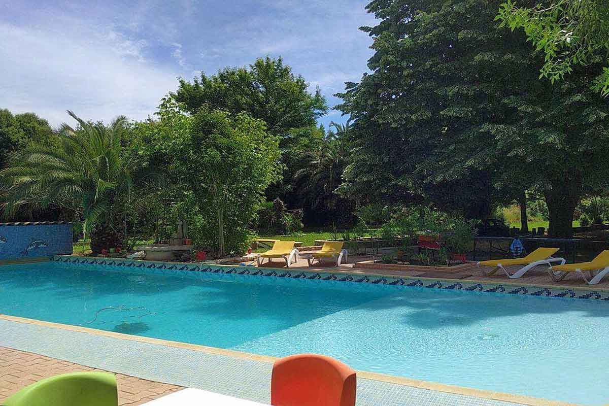Large Group Holiday Property in Languedoc