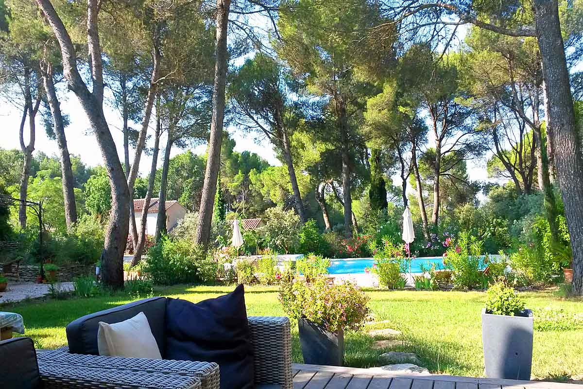Family Villa in Provence for 14
