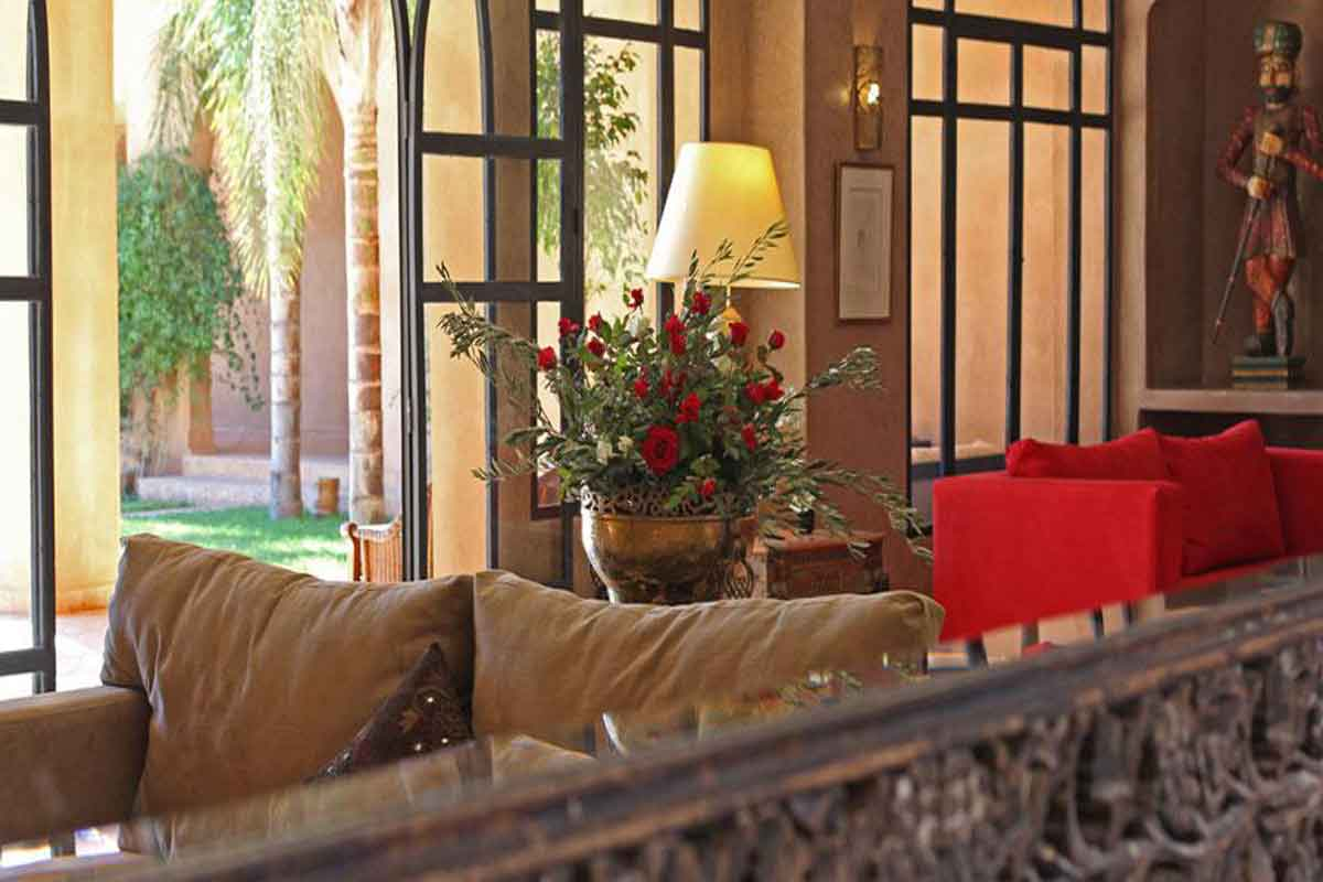 Luxury Moroccan Villa To Rent With Pool To Sleep 14