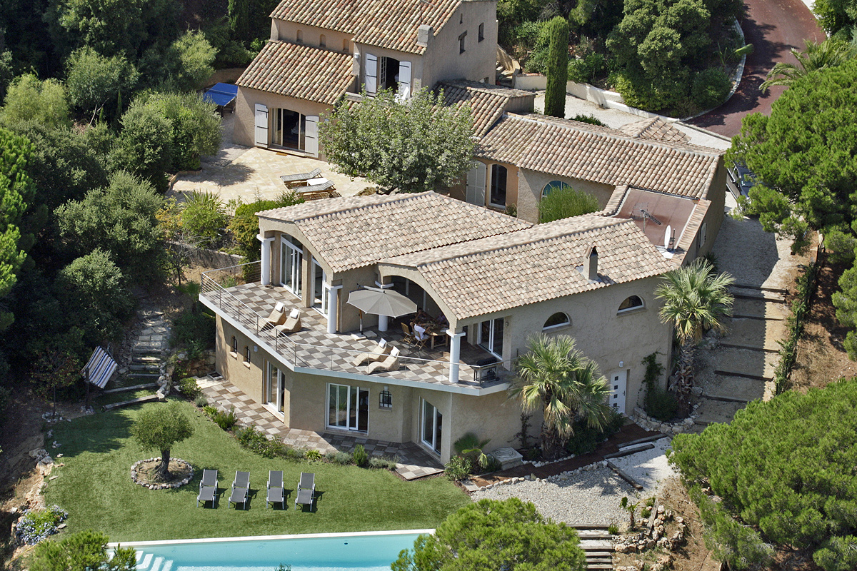 Ste Maxime Vacation Villa