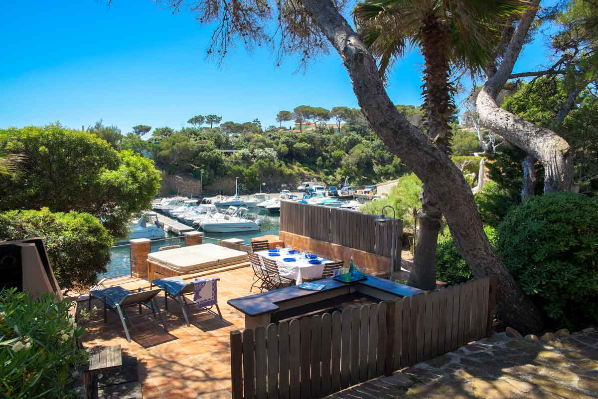 South of France Seafront Rental Cote d