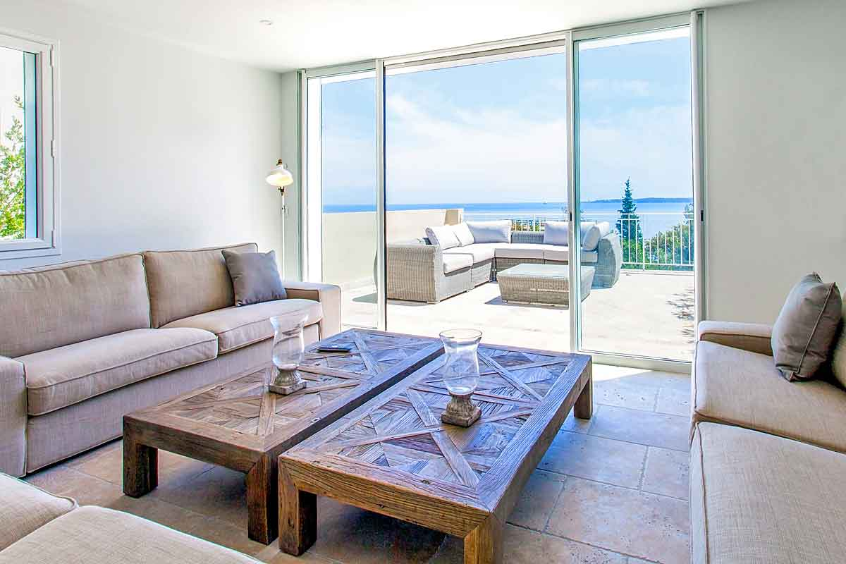 Vacation Villa in Cannes for 16