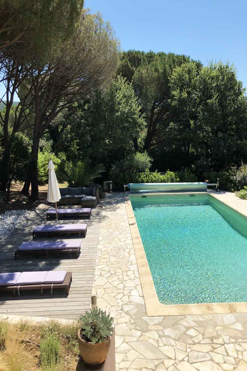 South France Villa to Rent St Tropez
