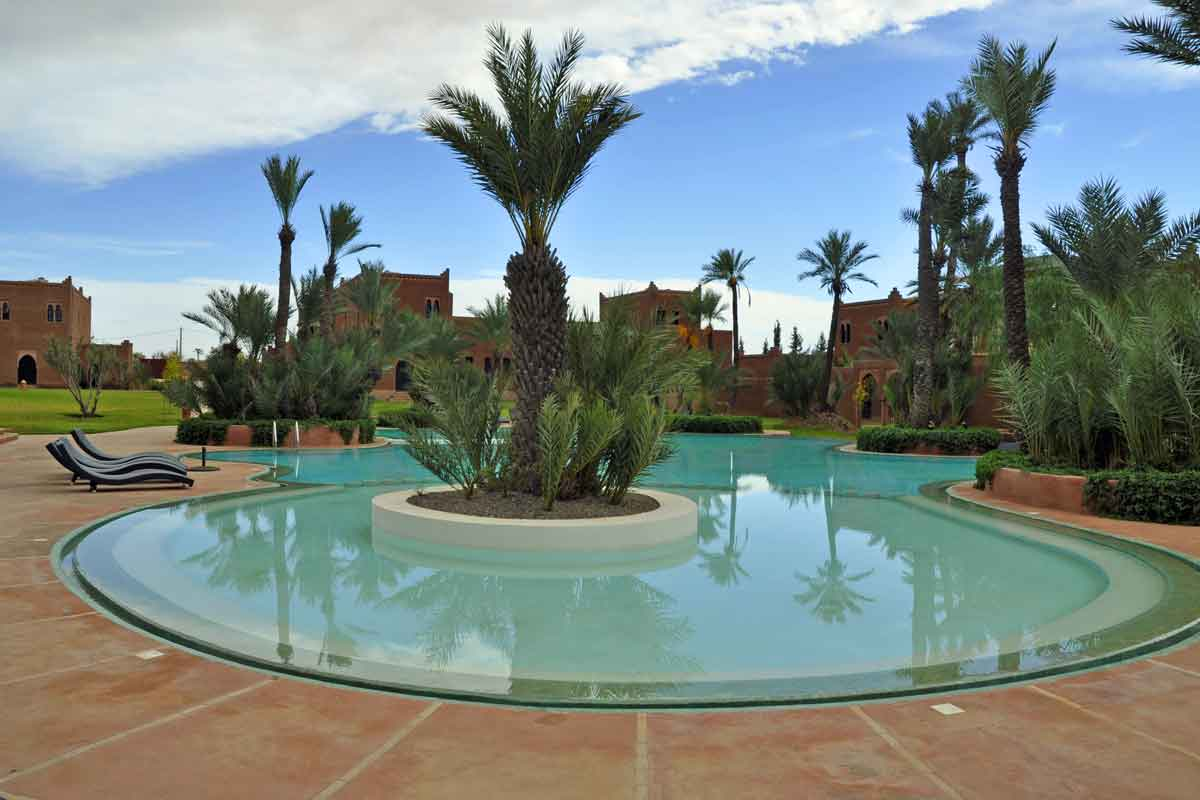 Exclusive moroccan holiday villas and riad rentals in for Les plus belles villa