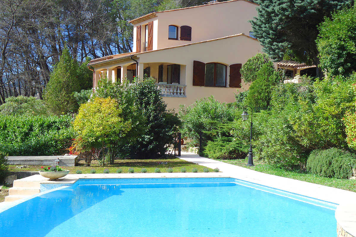Rent House in Grasse