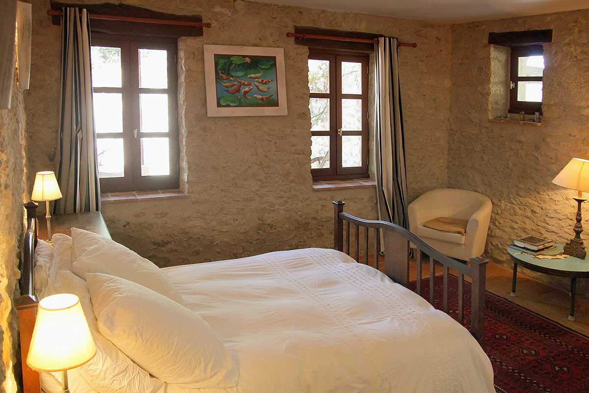 Ground Floor Third Double Holiday Rental Near Toulouse 12 14