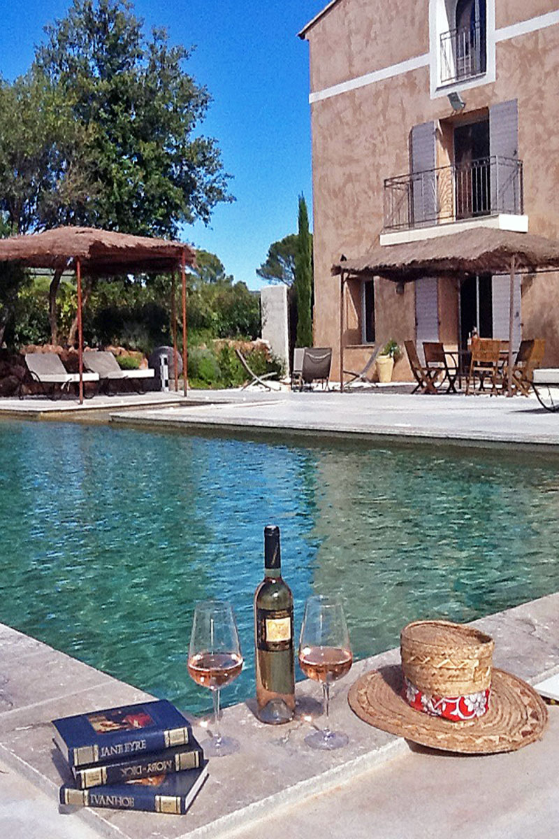 Provence family villa sleeps 10