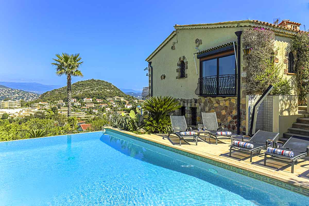 Luxury Holiday Villas Cote D 39 Azur