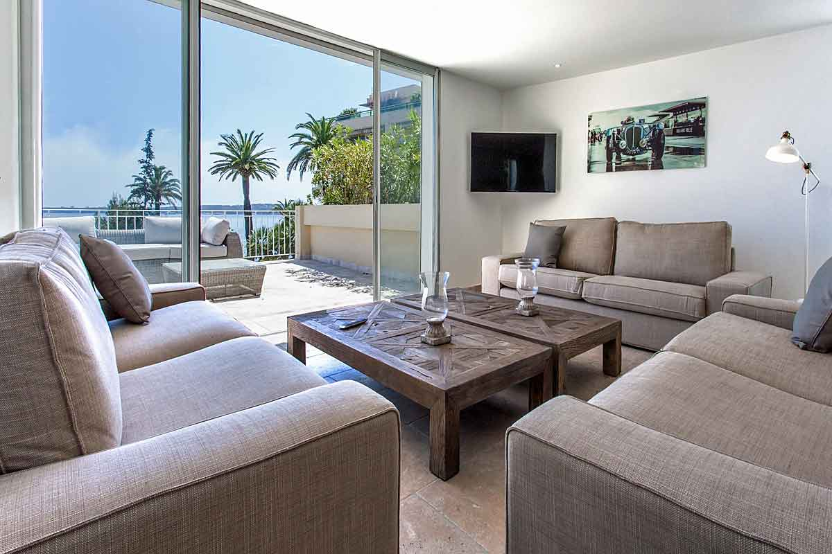 Luxury Designer Villa in Cannes