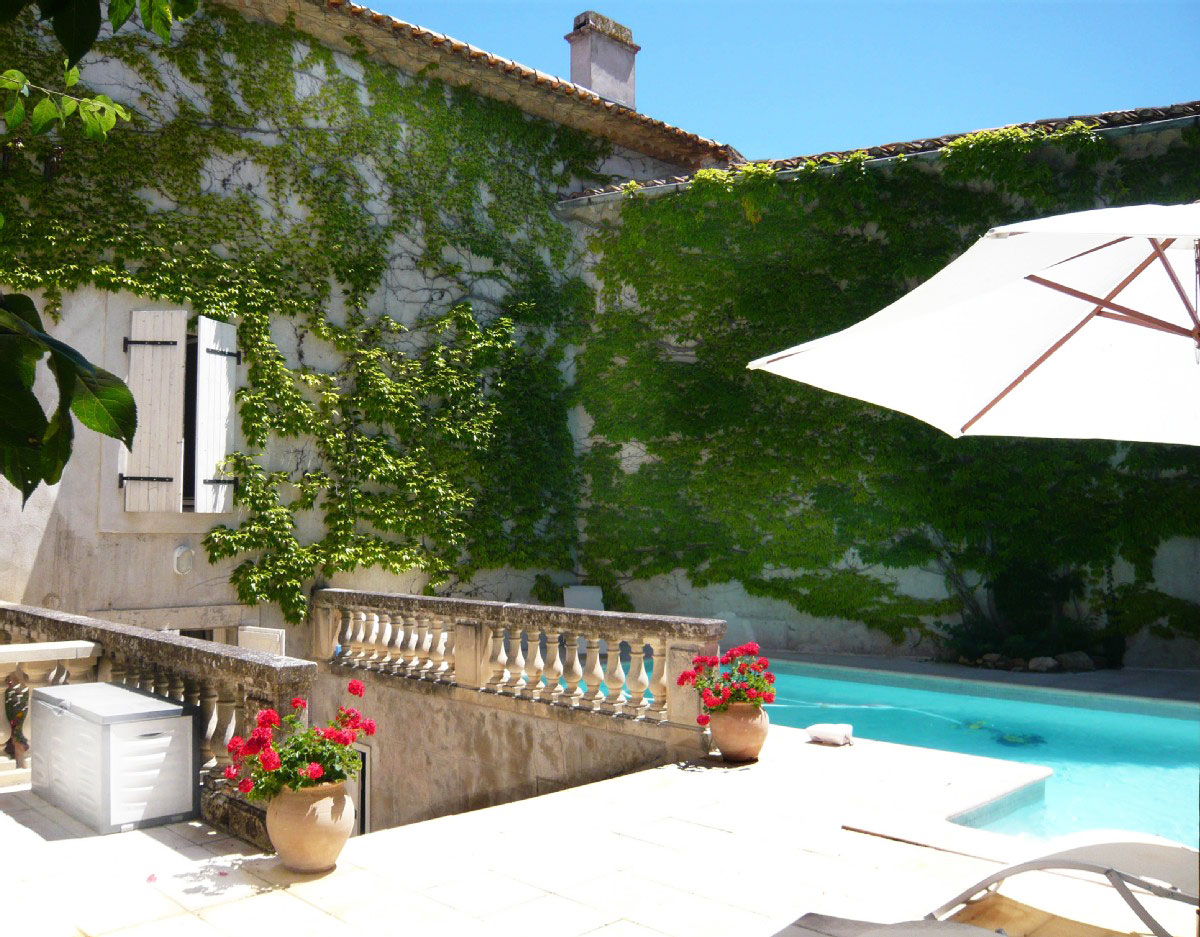 South France Family Rental 6 pool