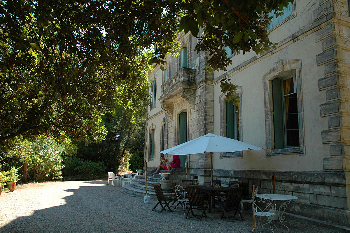 Chateau In Languedoc Sleeps 18 People With Private Pool