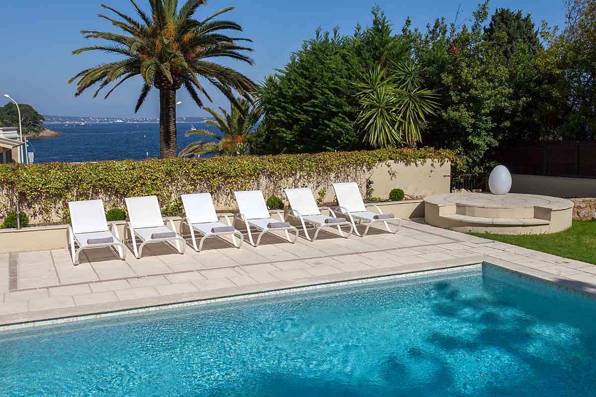 Luxury villa in Cote d