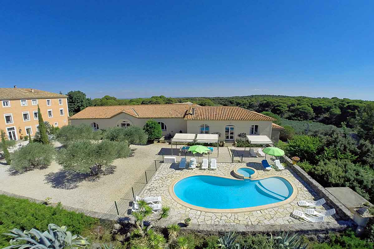 Holiday Villas South Of France With Pool