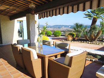 Cote d'Azur holiday accommodation
