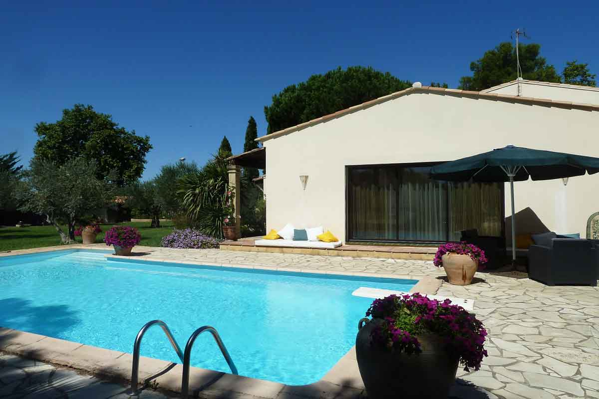 Rental South of France near Beziers
