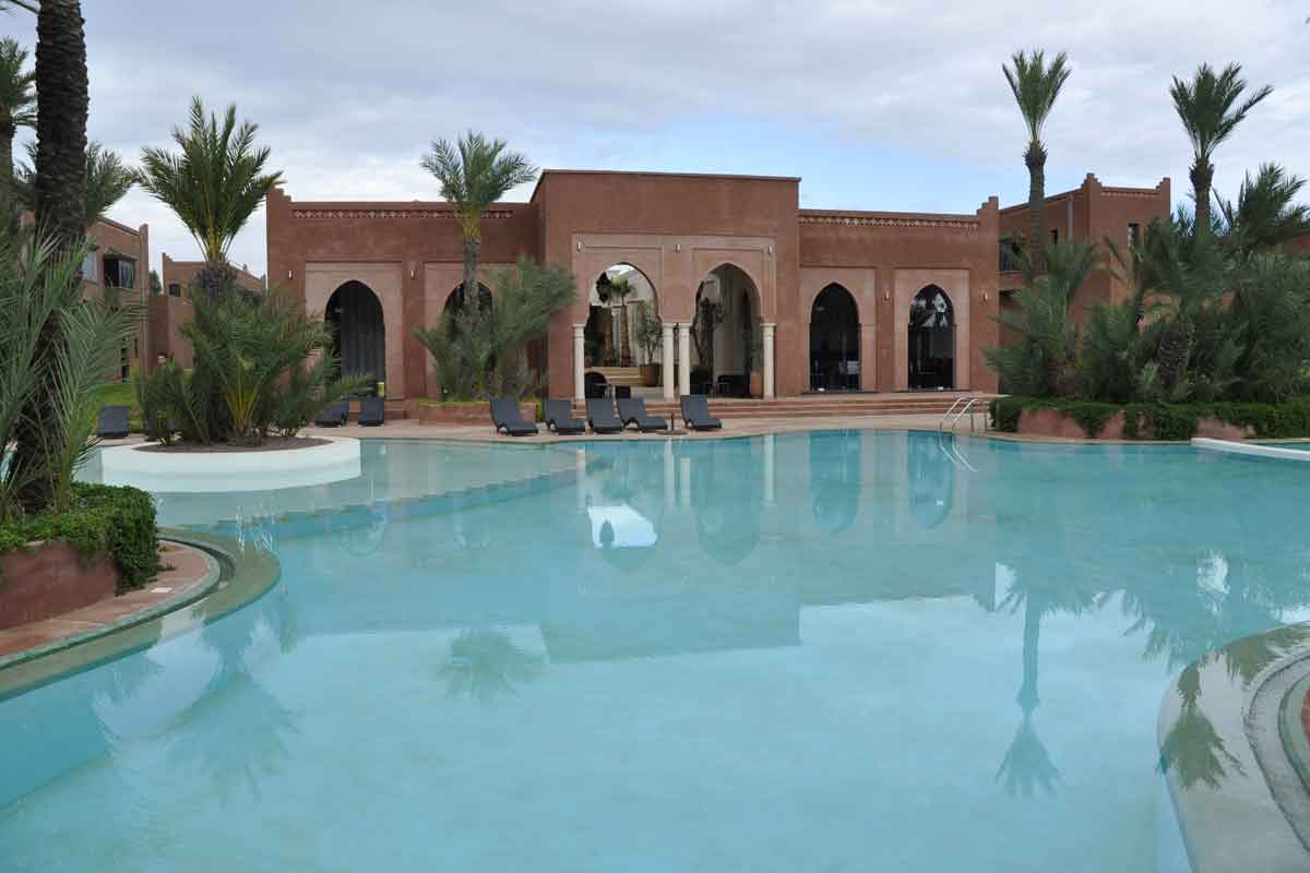 Moroccan villa for rent