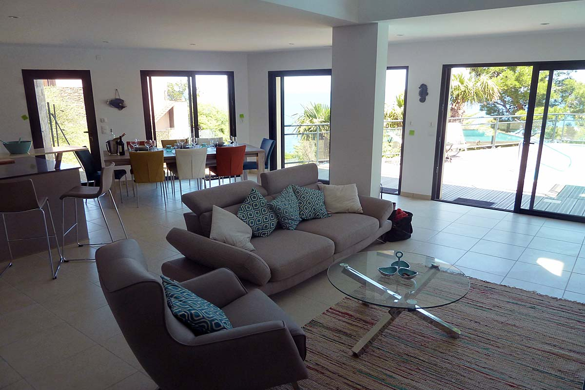 Holiday Rental Villa in Collioure