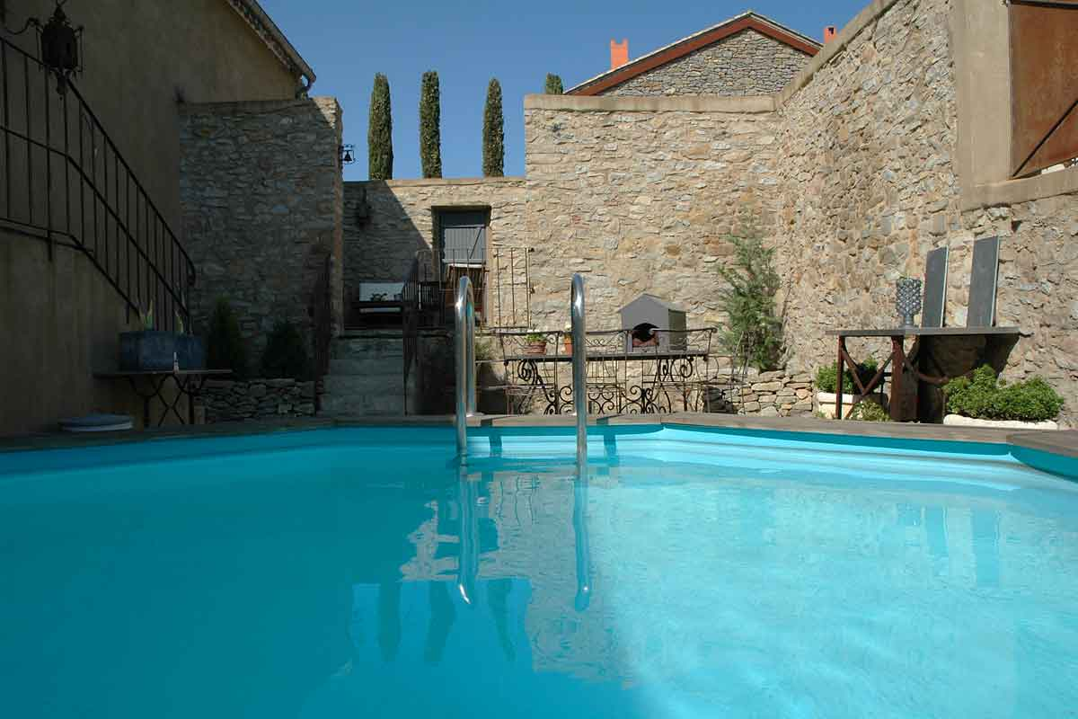 Villa rental in the South of France