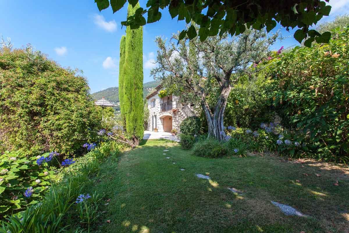 Holiday Villas Near Grasse