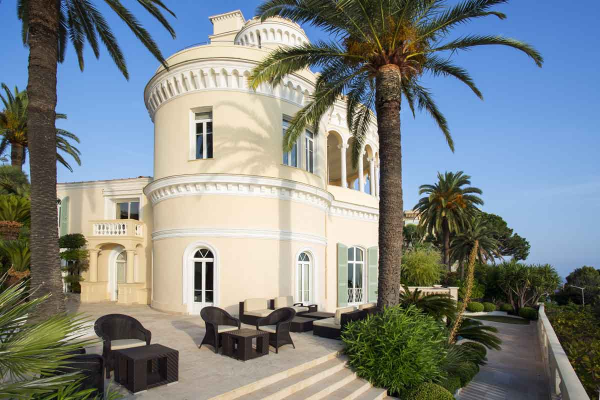 Exclusive Chateau for rent in Nice