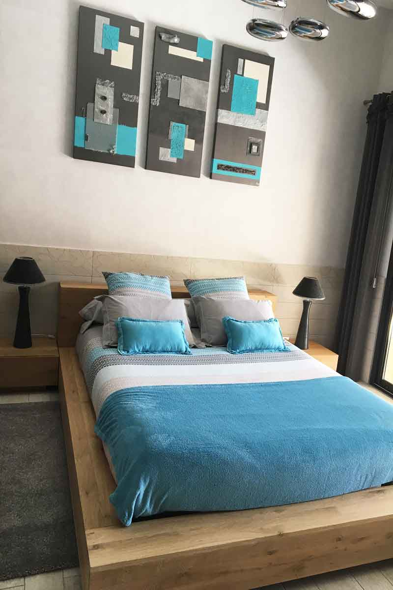 Boutique sytle rental in Collioure